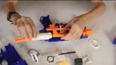 Nerf Retaliator OMW Unleashed Stage 1 Mod