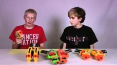 Nerf Revolver Comparison