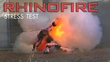 Elite Rhinofire Stress Test