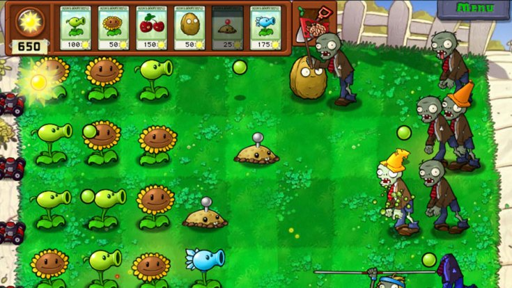 If You're Not Playing Plants Vs Zombies At 120 FPS Don't Call Yourself A PC Gamer