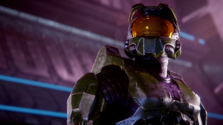 Master Chief Quietly Defecates Into Suit's Waste System During Cutscene