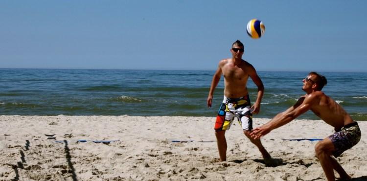 Baltic Beach camp