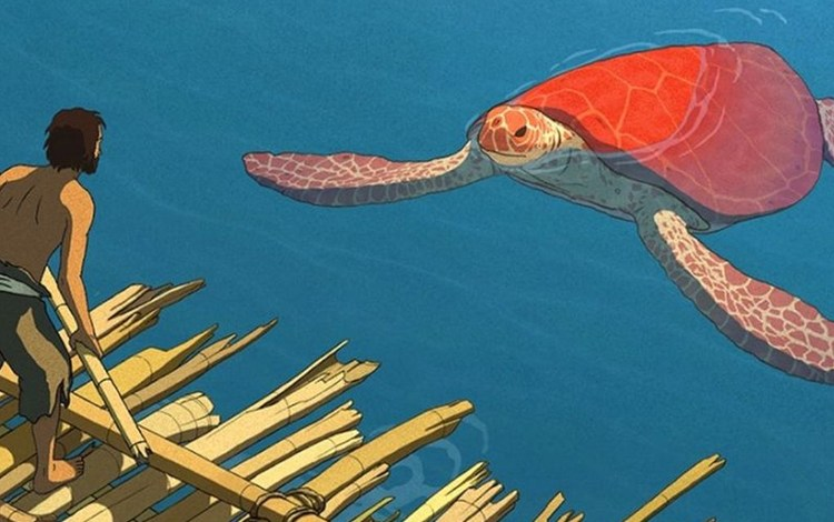 Red turtle BLON