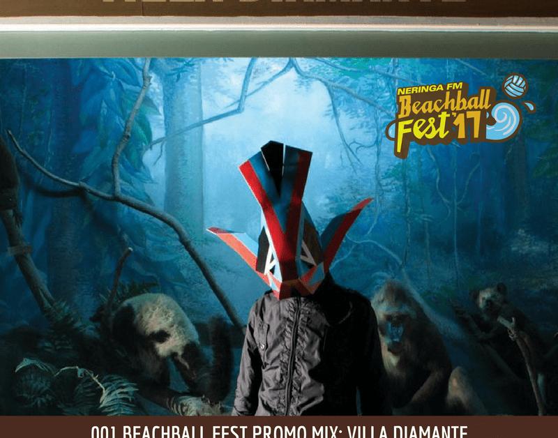 Beachball FEST promo mix - Villa Diamante