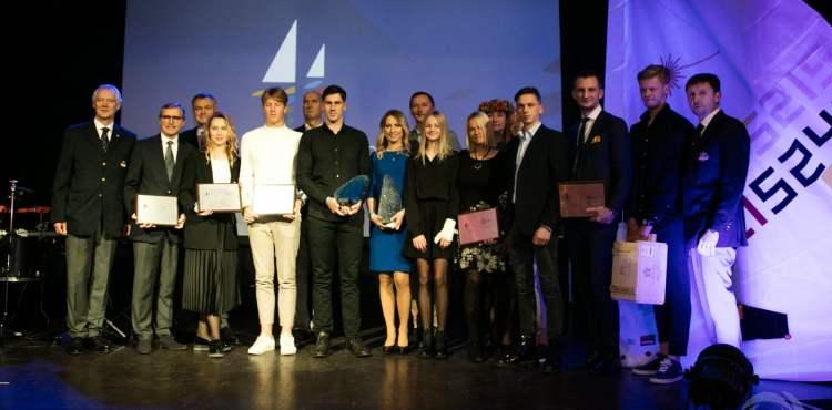 Lietuvos buriavimo apdovanojimai 2019