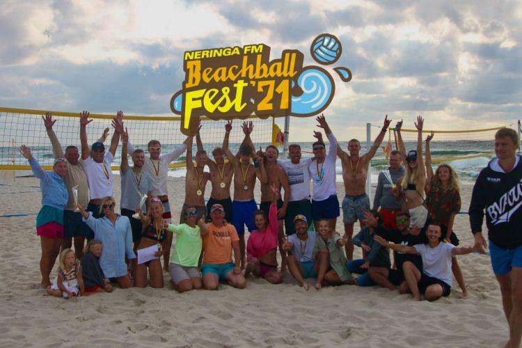 Neringa FM Beachball FEST 2021