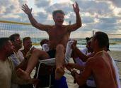 Beachball fest organizatorius Adomas Pėkis