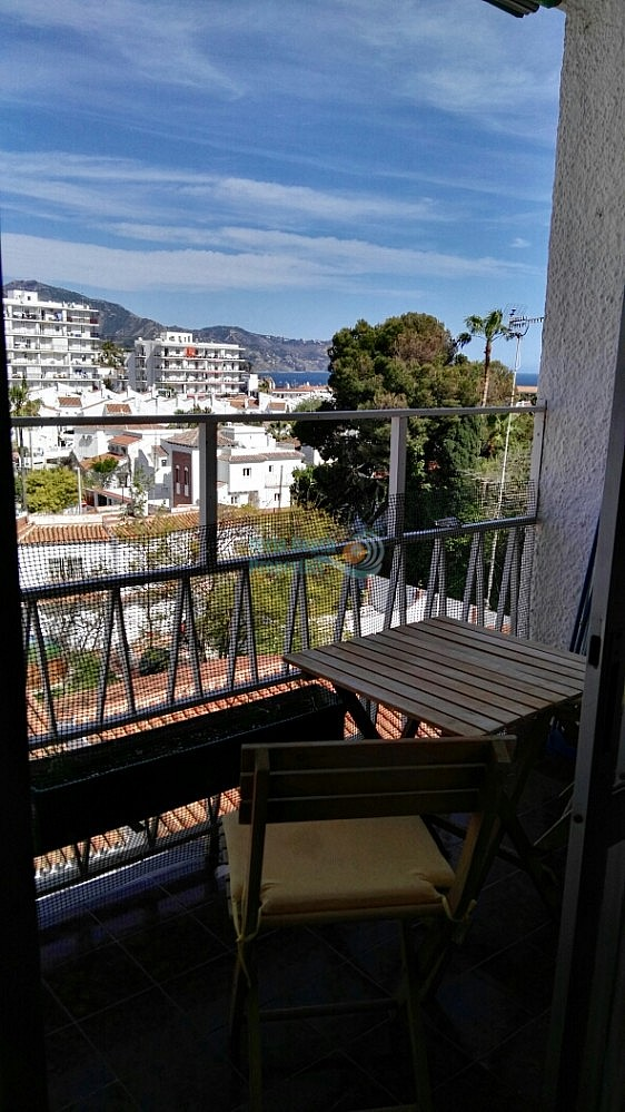 Nerja Parador bright airy apartment 2 bedrooms terrace nice views