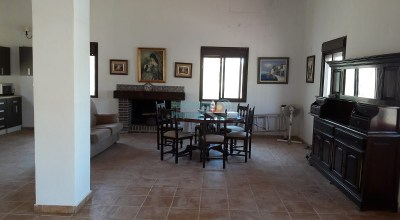 Inland Riogordo new rustic countryhouse 3 bedrooms on huge plot of land for sale