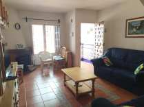 Nerja terraced house solarium with 2 bedrooms communal pool and garden