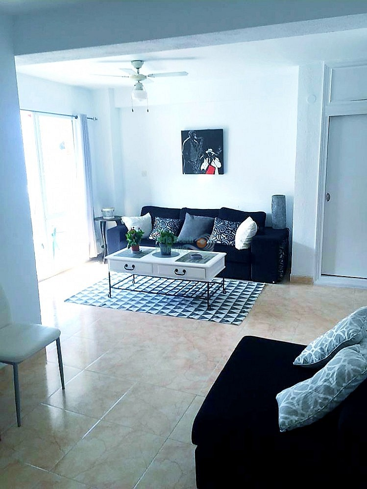 Nerja Parador sunny apartment 2 bedrooms for sale