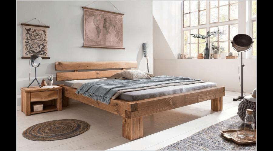 Holz Massiv Excellent Bett X Massivholz Bett X Holz