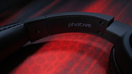 Photive BTH3 Headphones Wireless Bluetooth