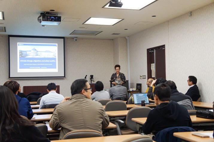 2020 Research Seminar 1
