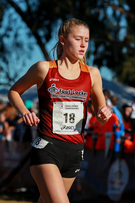 2015 FootLocker Cross Country Finals