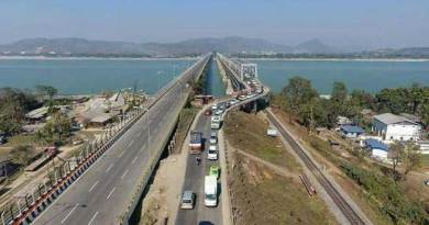ब्रह्मपुत्र पर सराईघाट के नए पुल का उद्घाटन कल