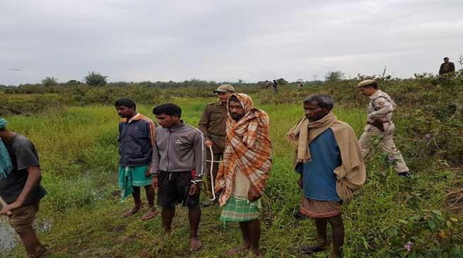 कोकराझाड़ में डायन हत्या का मामला, 4 गिरफ्तार