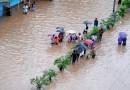 असम में बाढ़ की समस्या जटिल, ब्रह्मपुत्र और उपनदियों का जलस्तर बढ़ा
