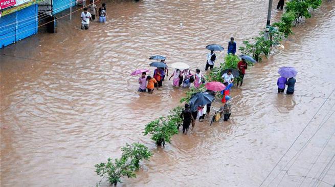 असम में बाढ़ की समस्या जटिल