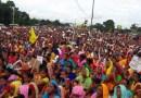 अलग बोड़ोलैंड की मांग, बोड़ो महिलाओं ने किया राष्ट्रीय राजमार्ग का अवरोध