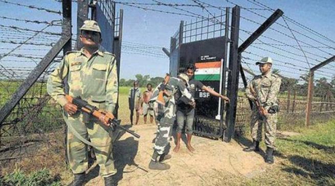 भारत-बांग्लादेश सीमा सील मुद्दे पर बैठक
