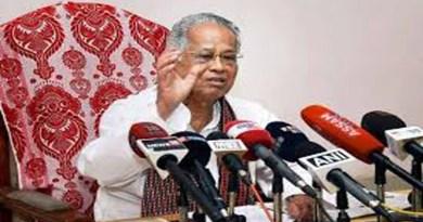 असम सरकार को आरएसएस चला रही है - तरुण गोगोई