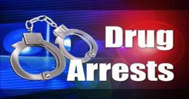 फटाशील आमबाड़ी इलाके से ड्रग्स के साथ युवक गिरफ्तार