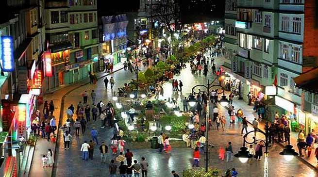 """जानिए कौन है सिक्किम का """" गंगटोक ब्यूटीफायर """""""