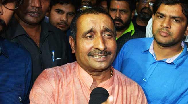 उन्नाव गैंगरेप केस : बीजेपी विधायक कुलदीप सिंह सेंगर के खिलाफ FIRर दर्ज