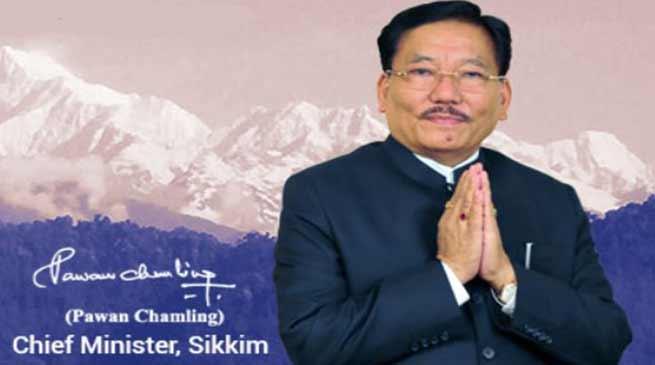 सिक्किम: पवन चामलिंग बने भारत में सब से लंबे समय तक रहने वाले मुख्य मंत्री