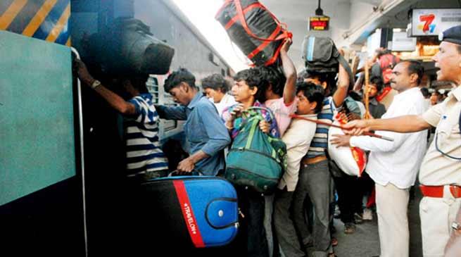 असम: NF Railway द्वारा एक महीने में 59463 टिकट रहित यात्री पकड़े गए