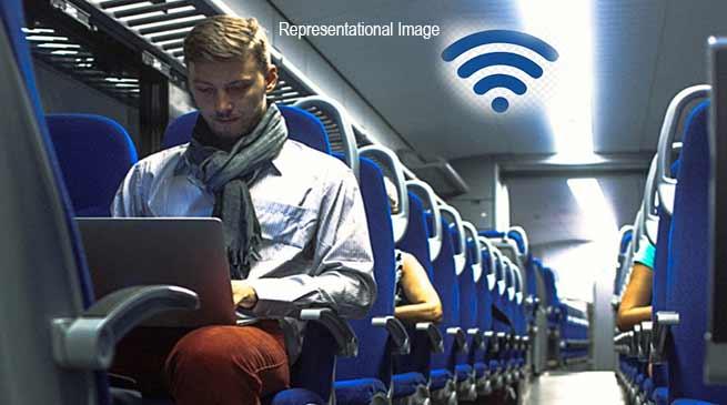 असम: NF Railway का ट्रेनों में मुफ्त वाई-फाई मनोरंजन की सुविधा