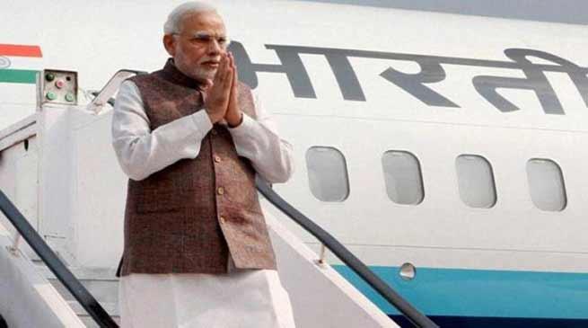 पीएम मोदी के विदेश दौरों पर अब तक खर्च हुए 2000 करोड़ रूपए