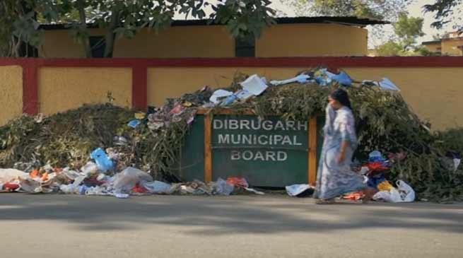 असम: फाइंडिंग ब्यूटी इन गारबेज- डिब्रूगढ़ में फैले कचरों की ढेरों को दर्शाता लधु फिलम
