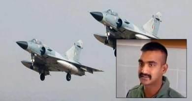 भारत का विंग कमांडर अभिनंदन लापता, पाकिस्तान का दावा, हमारे कब्जे में