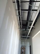Uponor Pipe install at Upstate Health Services