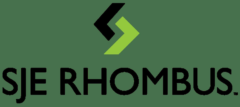New SJE Rhombus Logo