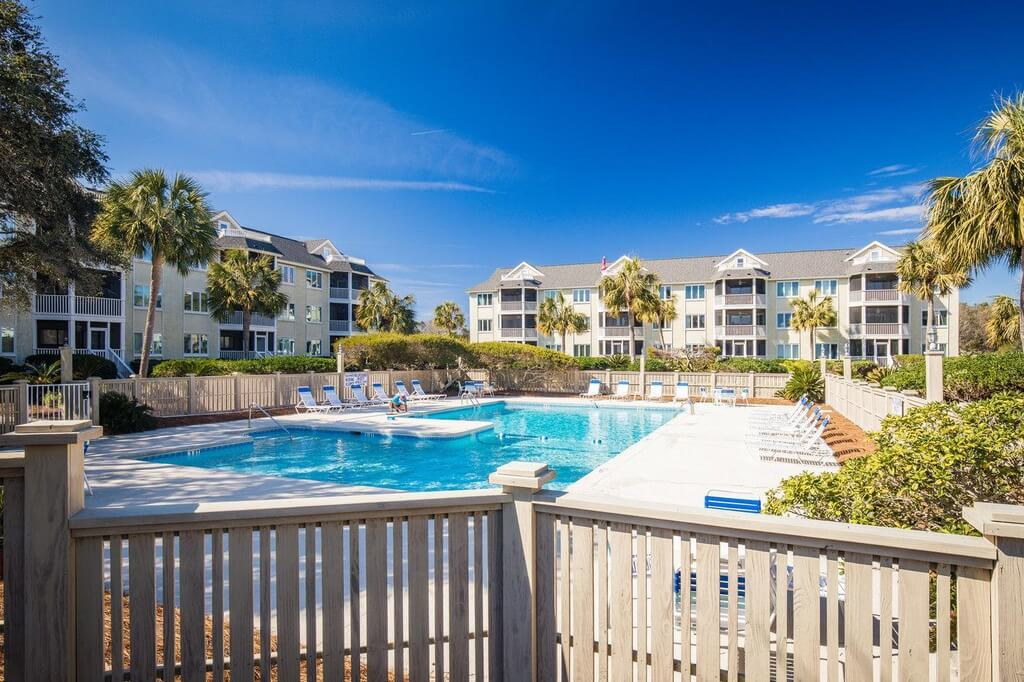 Wild Dunes Resort Pool