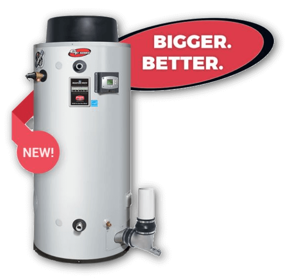 Bradford White EF Water heater