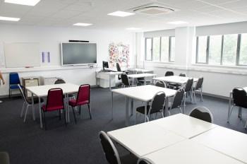 classroom seating