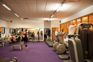 nescot filming location epsom surrey gym
