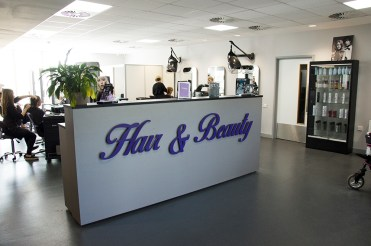 Film location nescot ewell epsom surrey college hair salon beauty salon