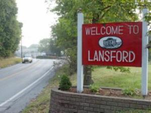 Lansford Police Dept.