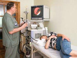 Диагностика гастрита - гастроскопия