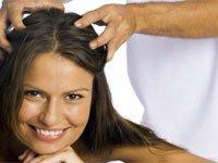 Облегчение зуда кожи головы после мытья