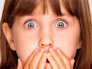 Зуд кожи на голове у детей