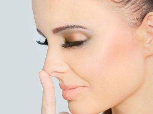 Результаты ринопластики носа без операции