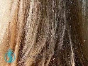 Результат после применения ботокса для волос