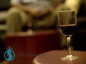 Воздействие алкогольных напитков на кожу