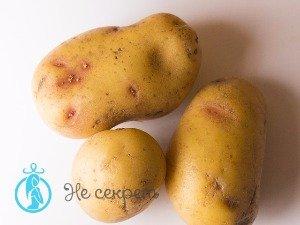Маски на основе картофельного крахмала